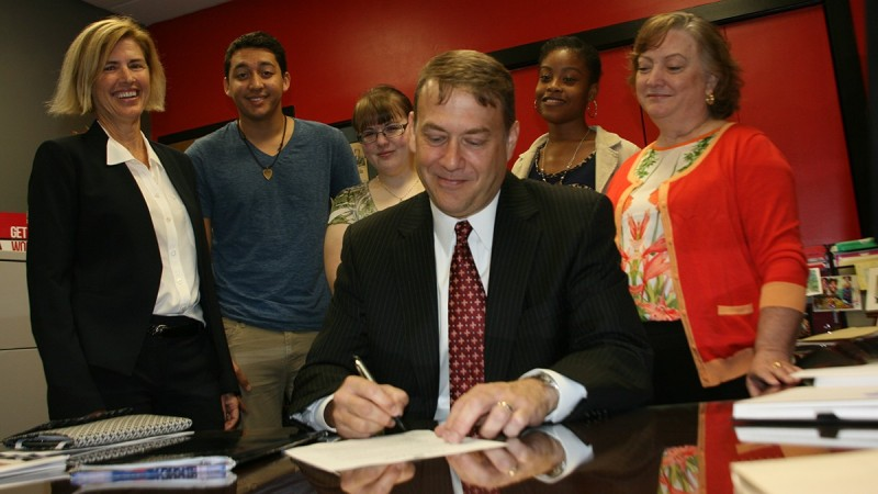 Polk State, WHEDC Agree to Partner on Internships, Events, Other Opportunities for Students