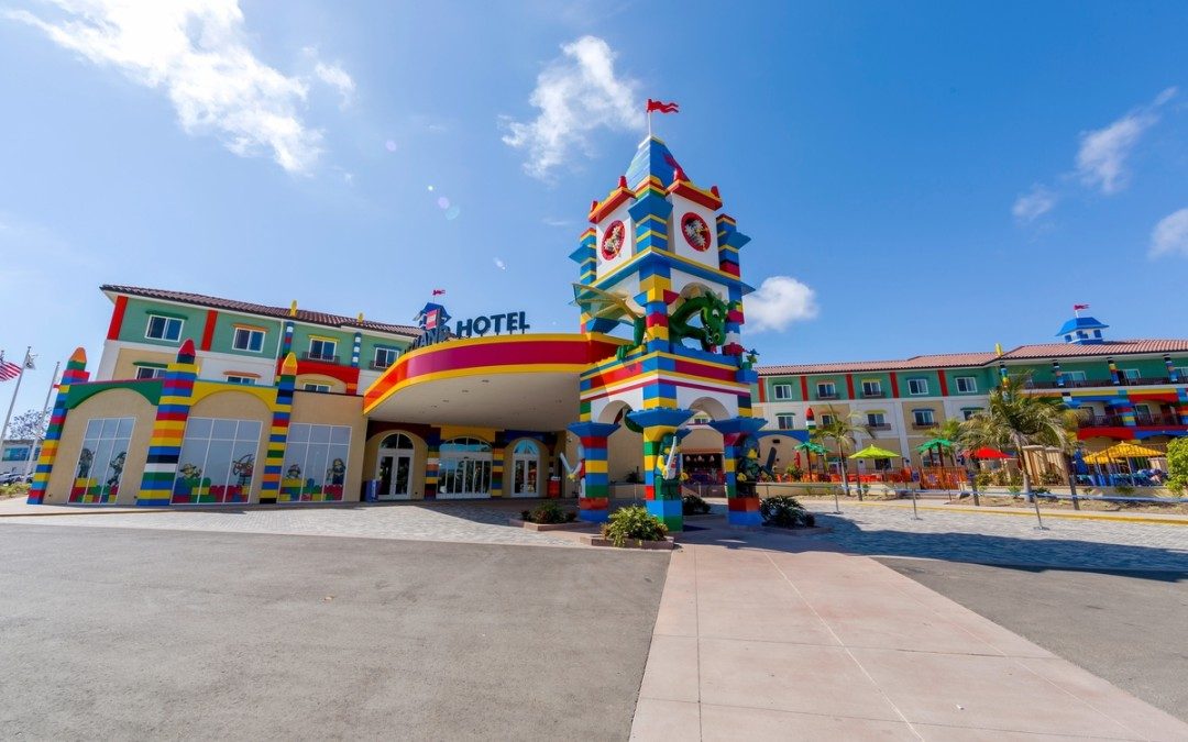 LEGOLAND® Florida Hotel Opens May 15th