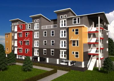 Tupelo View Housing Development